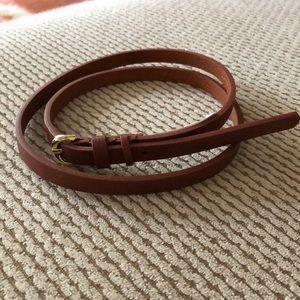 Old Navy Accent Belt: M/L